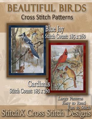 Beautiful Birds Cross Stitch Patterns