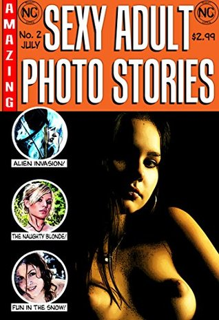 Sexy Adult Photo Stories #2 - An erotic comic book