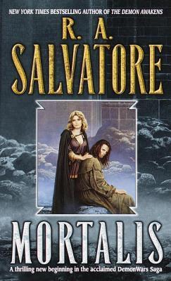 Mortalis by R.A. Salvatore