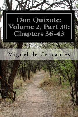 Don Quixote: Volume 2, Part 30: Chapters 36-43