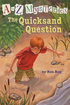 The Quicksand Question by Ron Roy
