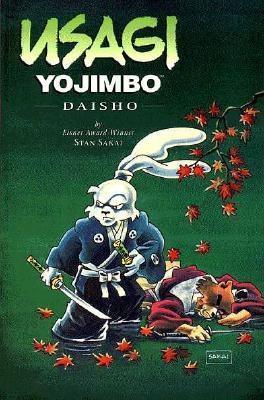 Usagi Yojimbo Volume 9: Daisho Limited Edition
