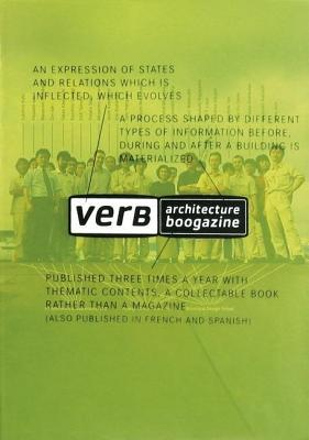 Verb Processing by Actar's Boogazine