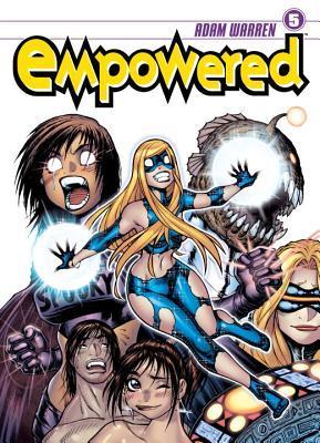 Empowered, Volume 5 (Empowered, #5)