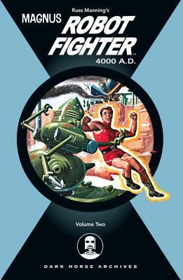 Magnus, Robot Fighter 4000 A.D., Vol. 2
