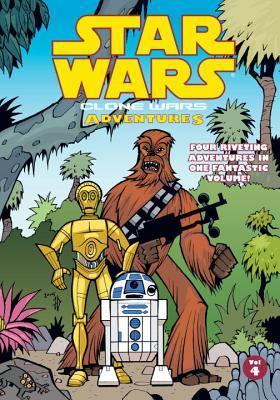 Star Wars: Clone Wars Adventures, Vol. 4