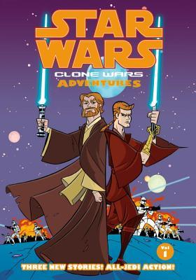 Star Wars: Clone Wars Adventures, Vol. 1