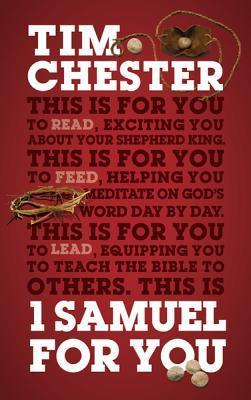 1 Samuel for You por Tim Chester MOBI EPUB 978-1909919570