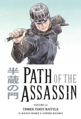 Path of the Assassin, Vol. 12 by Kazuo Koike