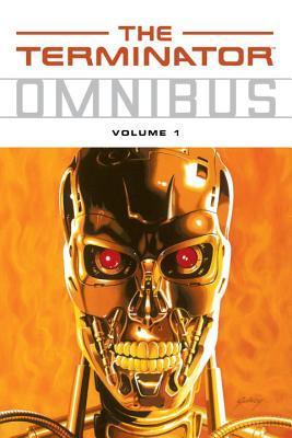 Terminator Omnibus Volume 1 by James Robinson