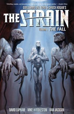 The Strain, Volume 3: The Fall(The Strain 3) (ePUB)