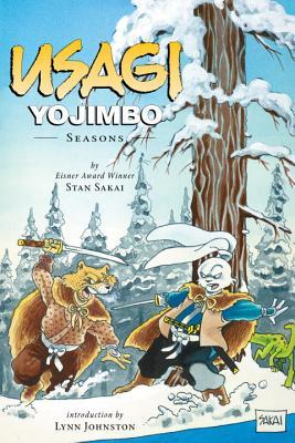 Usagi Yojimbo, Vol. 11: Seasons (Usagi Yojimbo, #11)
