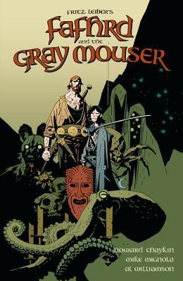 Fritz Leiber's Fafhrd and the Gray Mouser by Howard Chaykin