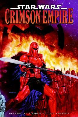 Crimson Empire, Volume 1 by Mike Richardson