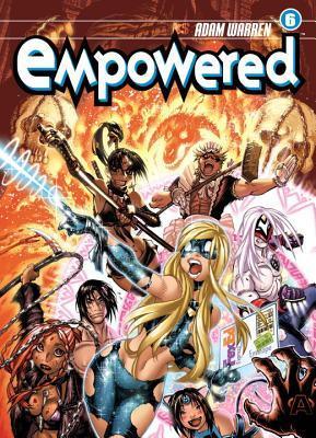 Empowered, Volume 6 (Empowered, #6)