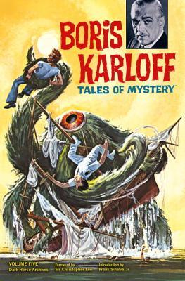 Boris Karloff Tales of Mystery Archives, Vol. 5 ePUB iBook PDF por Dick Wood