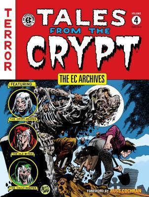 The EC Archives: Tales From the Crypt, Vol. 4