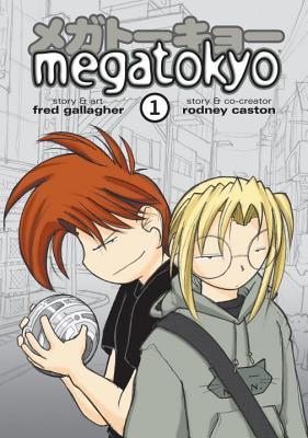 Megatokyo, Volume 1 by Fred Gallagher