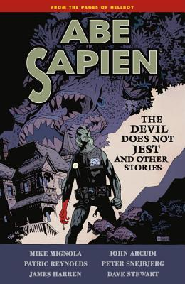 Abe Sapien, Vol. 2 by Mike Mignola