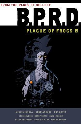 B.P.R.D. by Mike Mignola