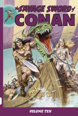 The Savage Sword of Conan, Vol. 10 by Michael L. Fleisher