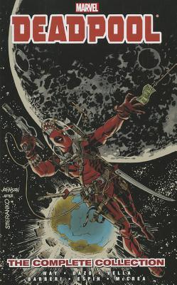 Deadpool by Daniel Way: The Complete Collection, Volume 3