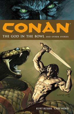 Conan, Vol. 2: The God in the Bowl and Other Stories