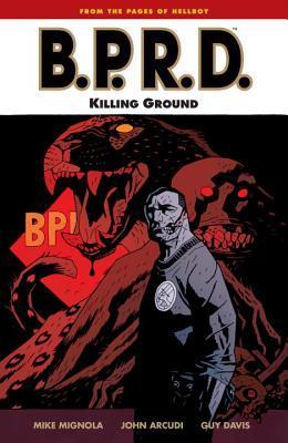 B.P.R.D., Vol. 8 by Mike Mignola