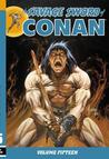 Savage Sword of Conan Volume 15
