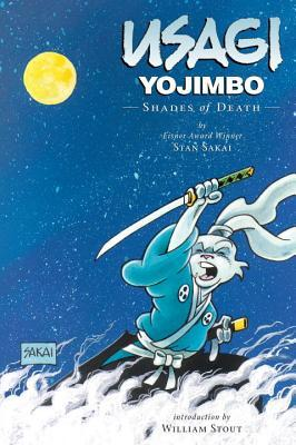 Usagi Yojimbo, Vol. 8: Shades of Death (Usagi Yojimbo, #8)