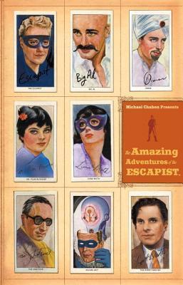 The Amazing Adventures of the Escapist: Volume 2