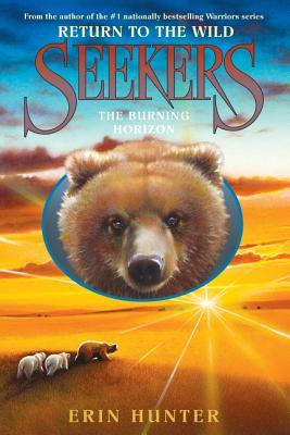 The Burning Horizon (Seekers: Return to the Wild, #5)