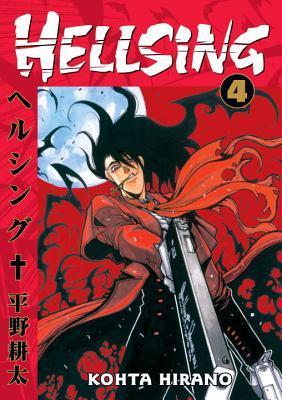 Hellsing, Vol. 04 by Kohta Hirano