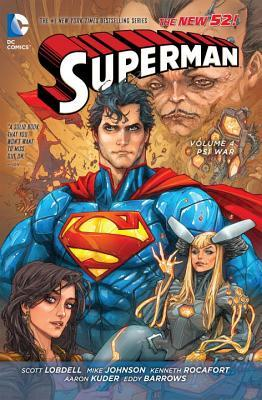 Superman, Volume 4: Psi War