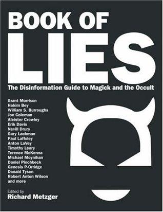 Book of Lies by Richard Metzger