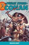 The Savage Sword of Conan, Vol. 8