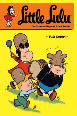 Little Lulu, Volume 27: The Treasure Map and Other Stories