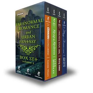 Harlequin E Paranormal Romance and Urban Fantasy Box Set Volume 2: Reap & Redeem\The Masked Songbird\Protective Ink\Mine Tomorrow