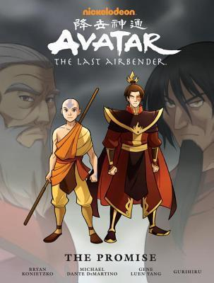 Avatar: The Last Airbender: The Promise (Avatar: The Last Airbender, Library Edition, #1)