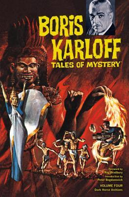 Boris Karloff Tales of Mystery Archives, Vol. 4