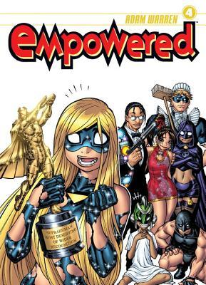 Ebook Empowered, Volume 4 by Adam Warren DOC!