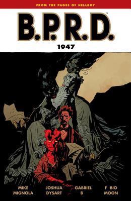 B.P.R.D., Vol. 13 by Mike Mignola