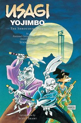 Usagi Yojimbo, Vol. 16: The Shrouded Moon