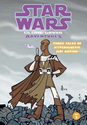 Star Wars: Clone Wars Adventures, Vol. 2