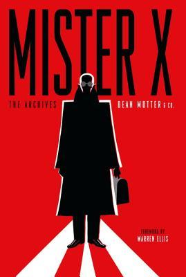 Mister X Archives (Archive Editions (Graphic Novels))