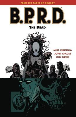 B.P.R.D., Vol. 4 by Mike Mignola