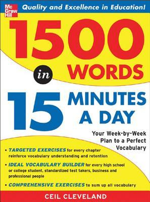 Descargar google legal books 1500 Words in 15 Minutes a Day