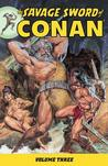 The Savage Sword of Conan, Volume 3