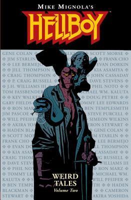 Hellboy by Scott Allie