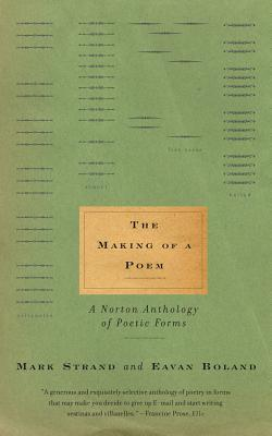The Making of a Poem by Mark Strand